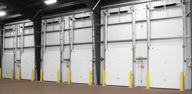 Eco Cold Overview Of Our Best Quality Vertical Lift Doors